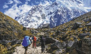 Premium Trekking mit Mountain Lodges of Peru